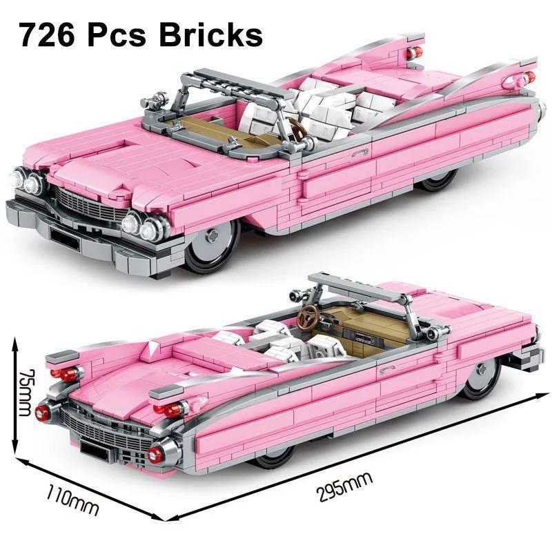 LEGO互換 アメ車②_画像1