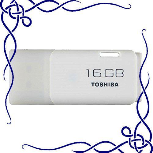 【】東芝 TOSHIBA 16GB USBフラッシュメモリ Windows/Mac対応 [並行輸入品]_画像1
