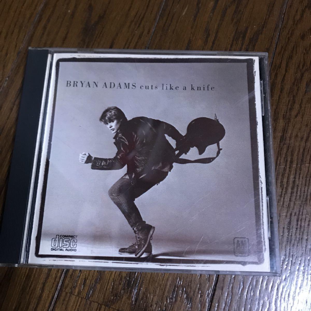 ブライアンアダムス CD 5枚セット