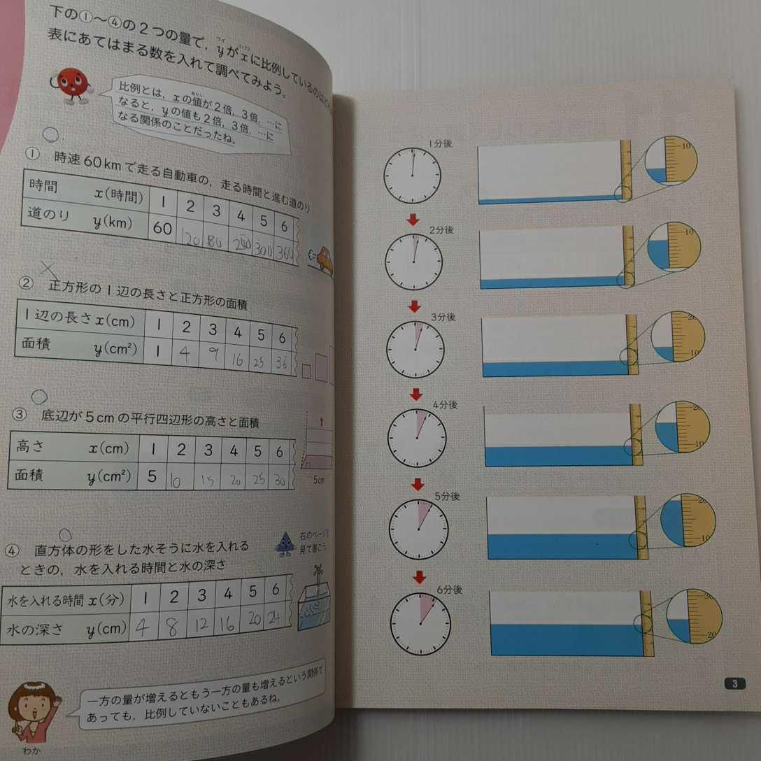 zaa-067♪ 新編新しい算数6下 [平成25年度採用] 東京書籍 単行本 2013/2/1