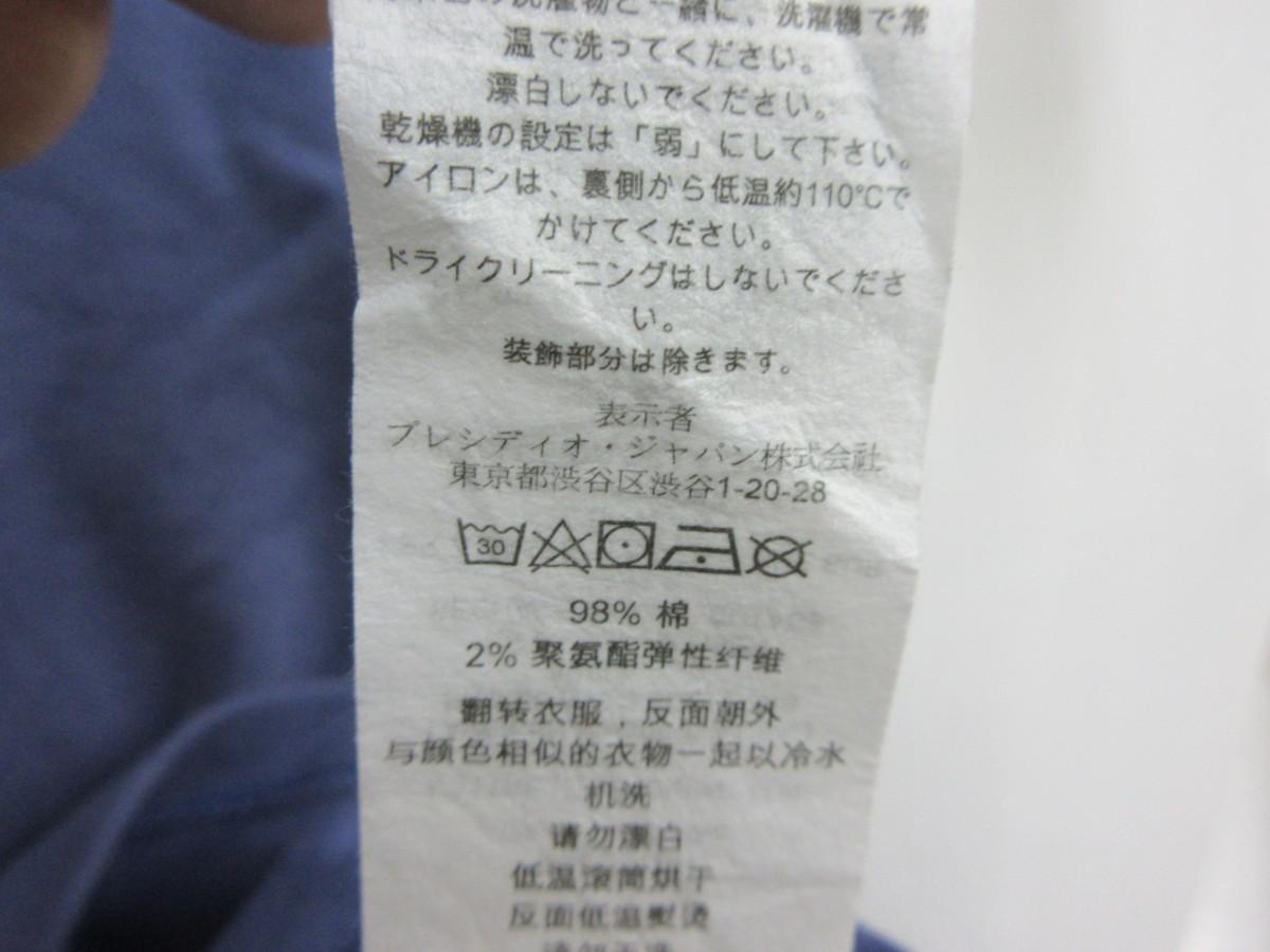 アルマーニ エクスチェンジ A/X ポロシャツ サイズM_画像4