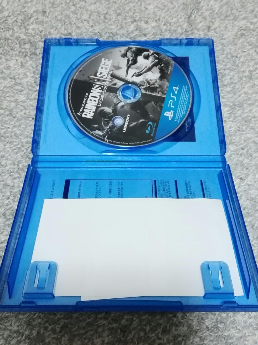 PS4 レインボーシックスシージ
