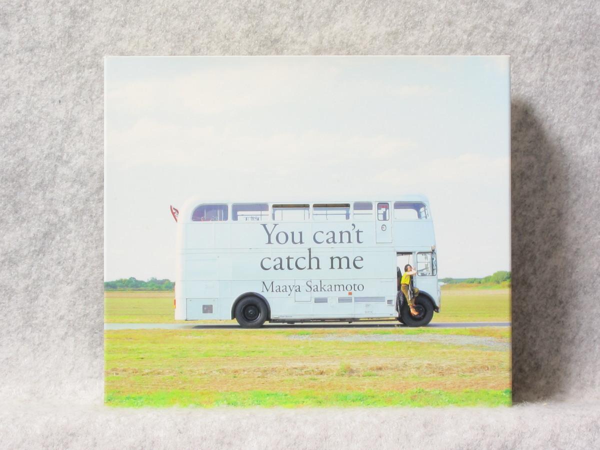★坂本真綾:You can't catch me [初回限定盤]/7thオリジナルアルバム,スリーブケース付,特典CD付_画像7