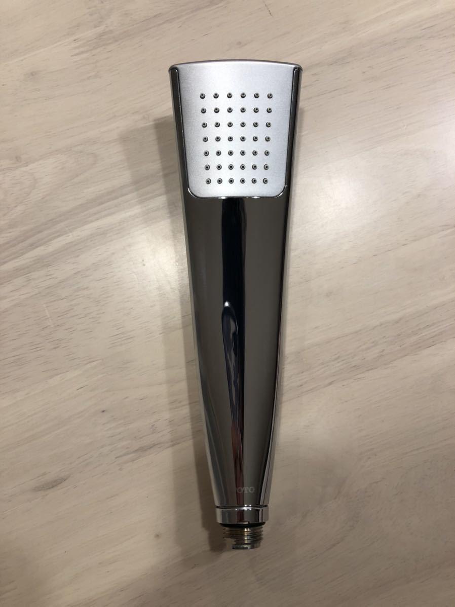 TOTO エアインシャワーヘッド(メッキ角型) THC7C