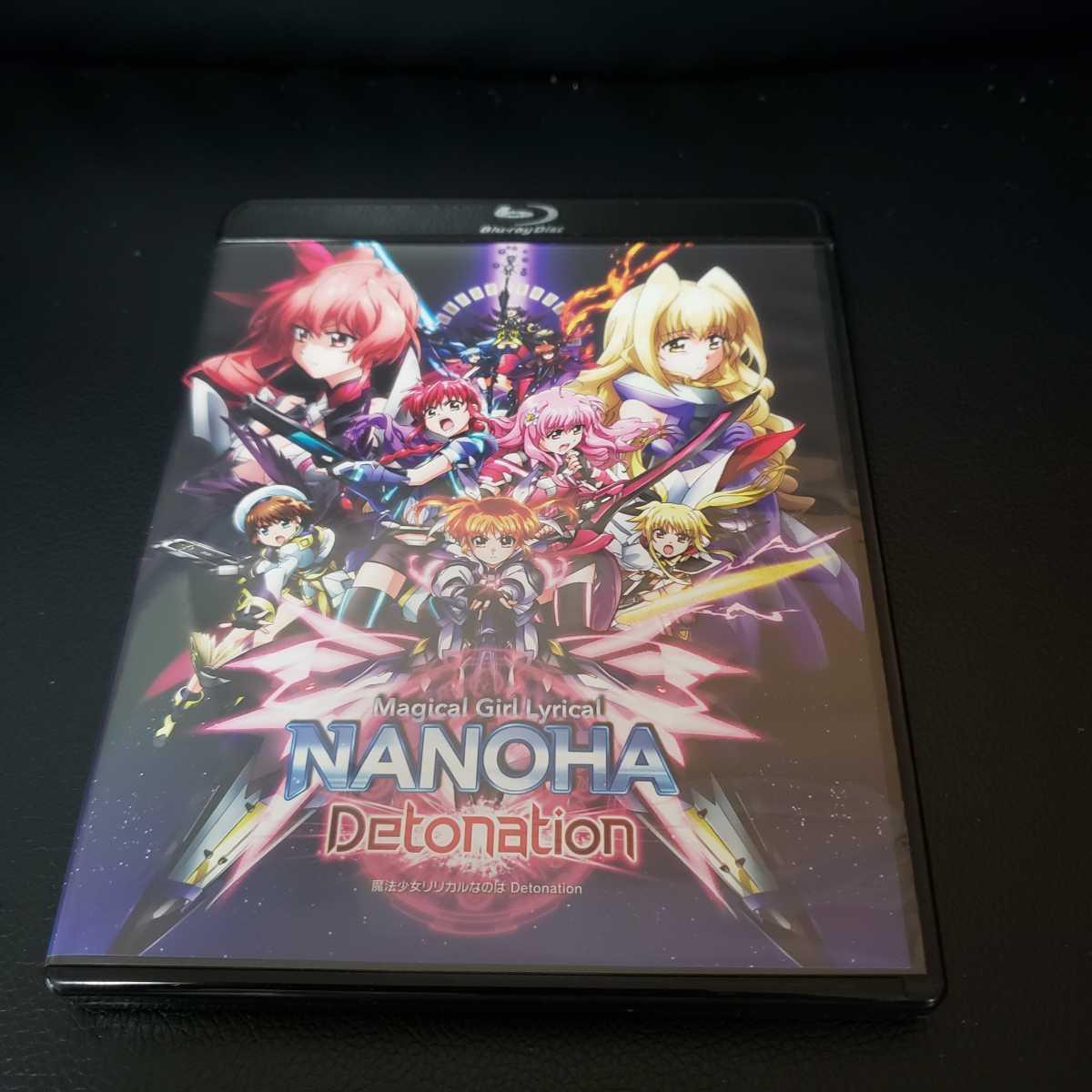 【送料無料】魔法少女リリカルなのは Detonation Blu-ray DVD Magical Girl Lyrical