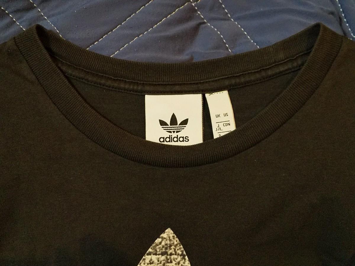 adidas アディダス Tシャツ Lサイズ メンズ