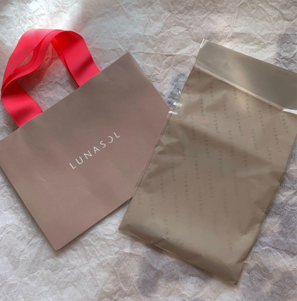 ルナソル ラッピング ラッピング袋 ショッパー ショップ袋