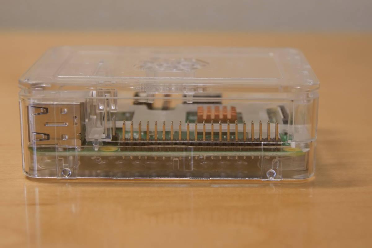 Raspberry Pi 3 Model b+ ラズベリーパイ 3 b+ _画像3