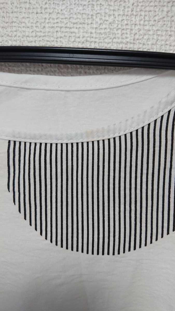 トップス Tシャツ カットソー 半袖 チュニック ドット