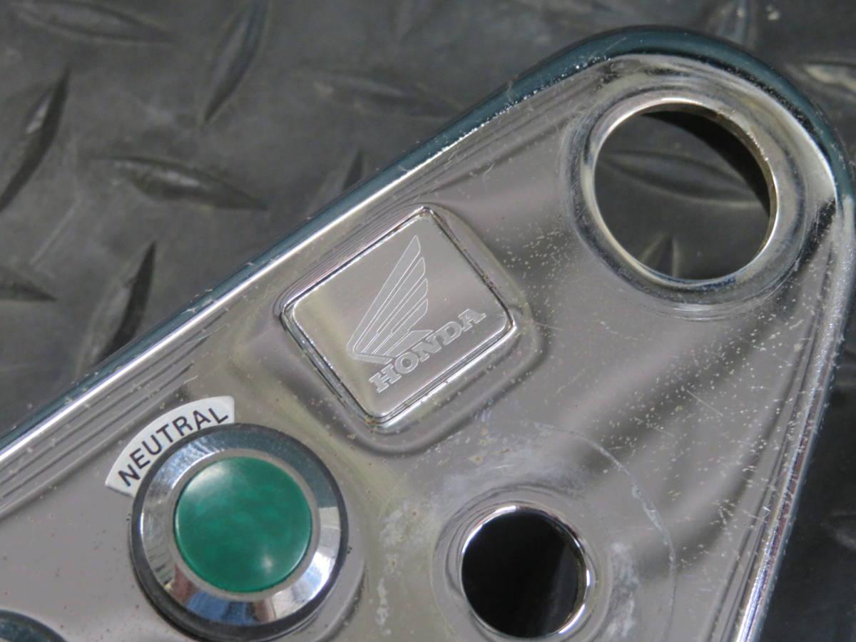 マグナ50(AC13)用トップブリッジ、付属品有り 中古_画像4
