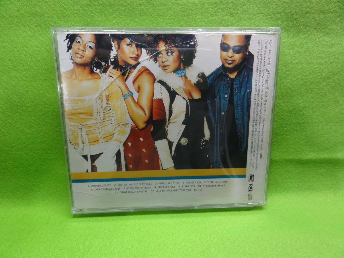 CD-17 CD INCOGNITO / WHO NEEDS LOVE 中古品