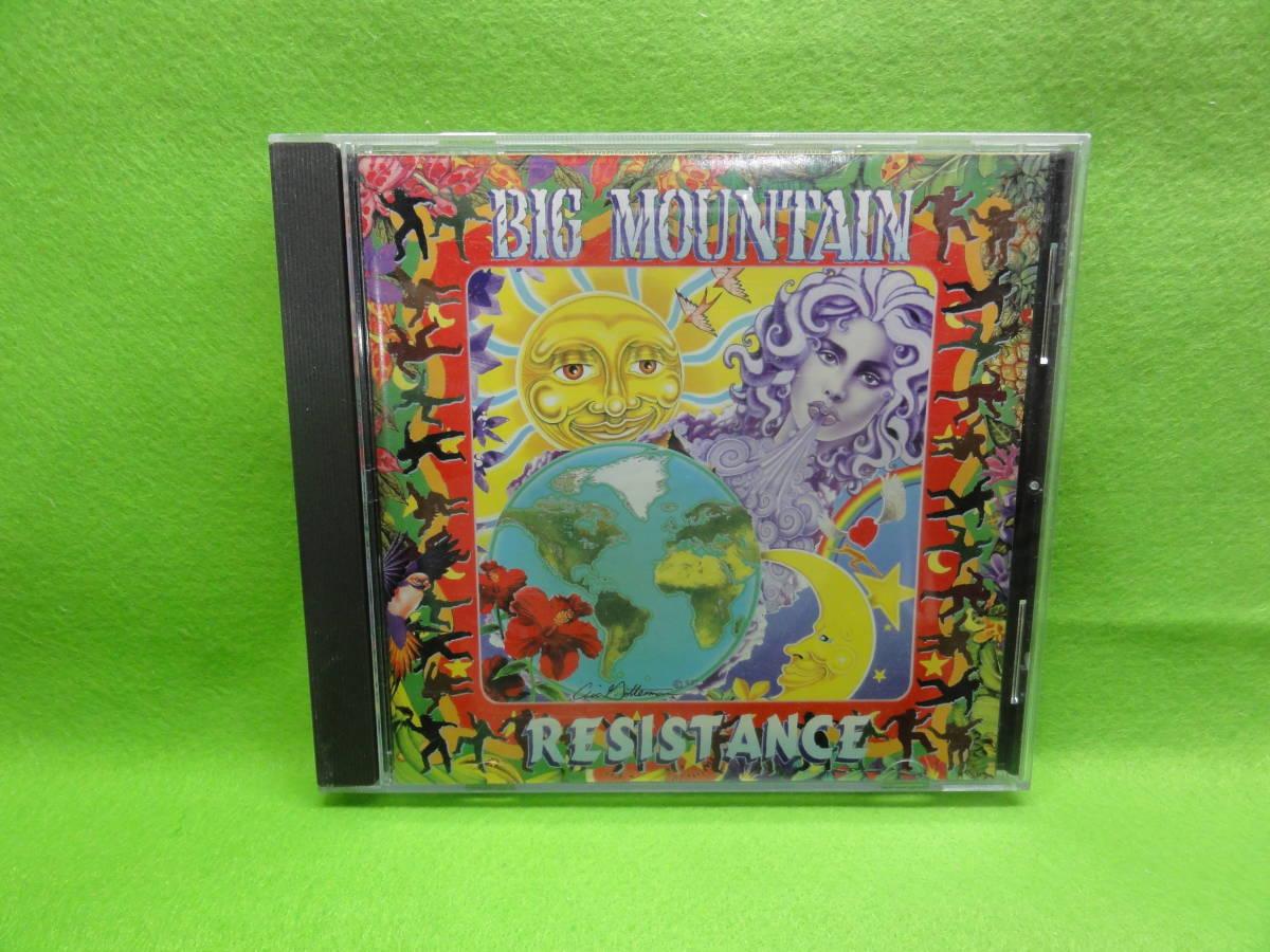 CD-26 CD BIG MOUNTAIN / RESISTANCE 中古品