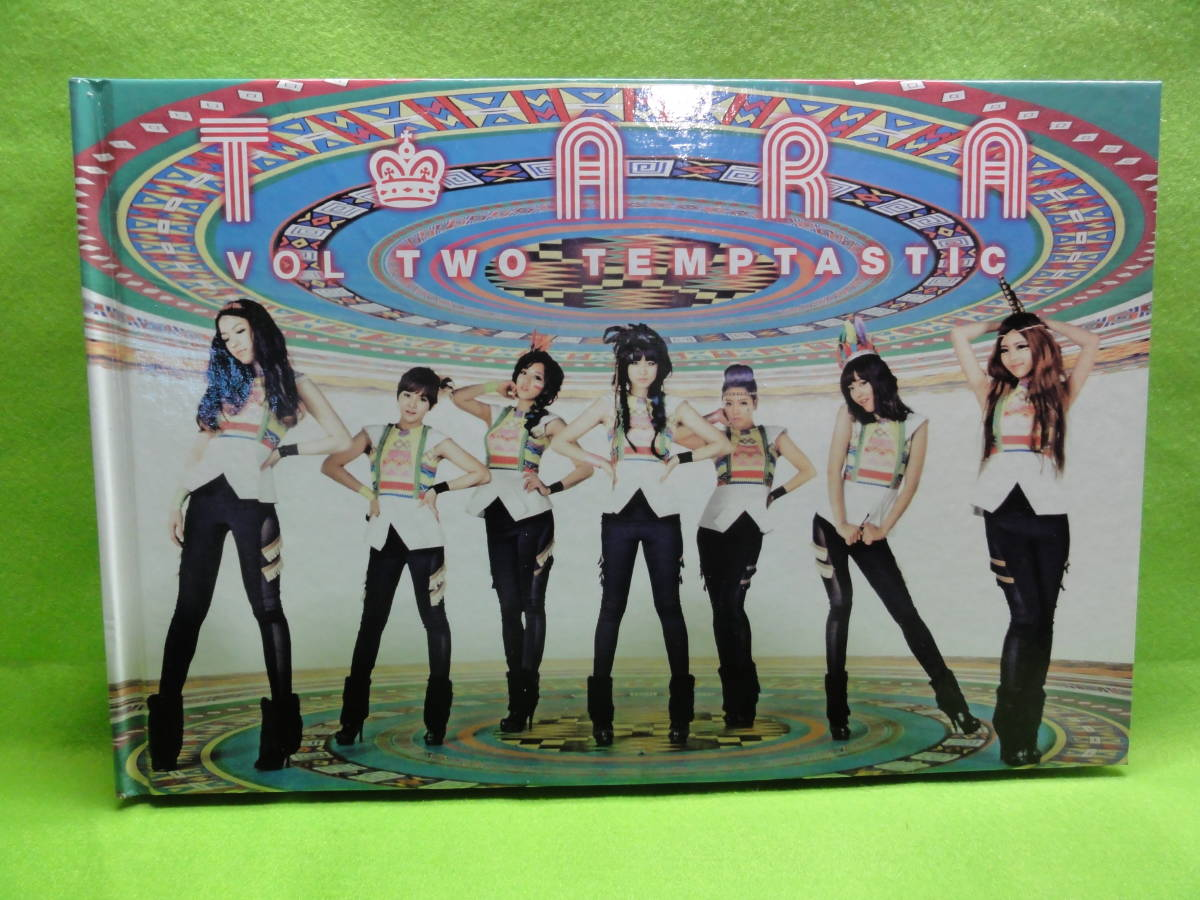 CD-32 CD T-ARA / VOL TWO TEMPTASTIC 中古品