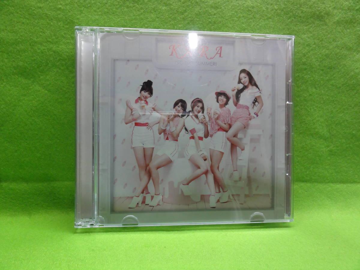 CD-35 CD KARA / GOGOサマー! 中古品