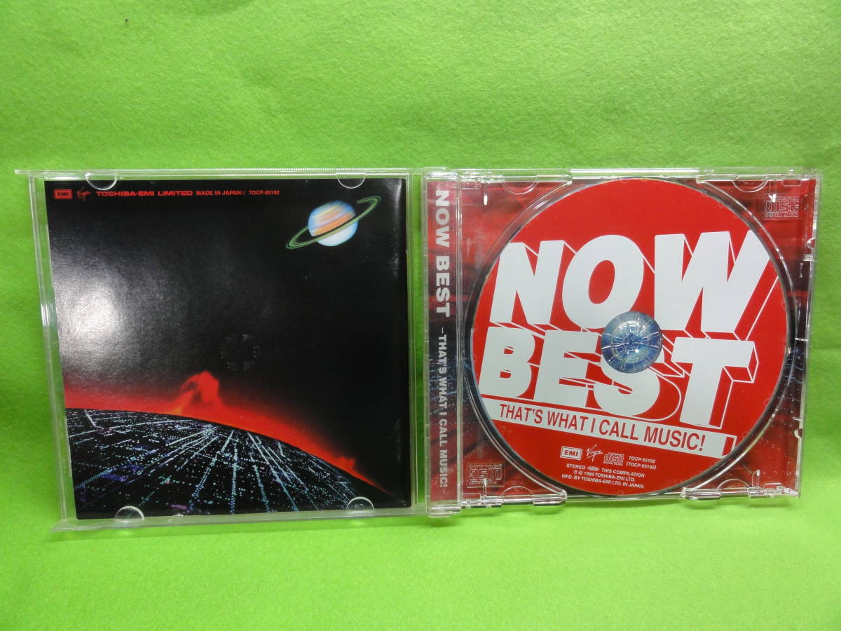 CD-43 CD NOW BEST 中古品