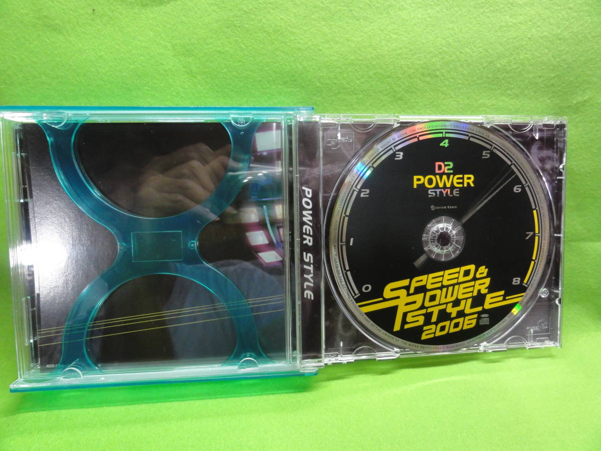 CD-46 CD SPEED&POWER STYLE 2006 中古品