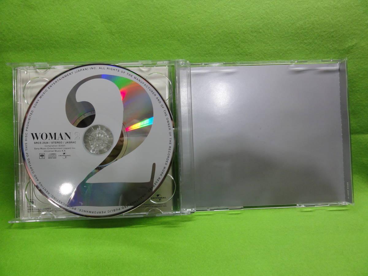 CD-49 CD WOMAN 2 中古品