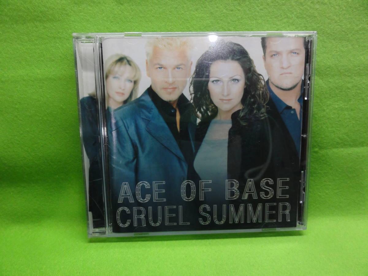 CD-53 CD エース オブ ベース / CRUEL SUMMER 中古品