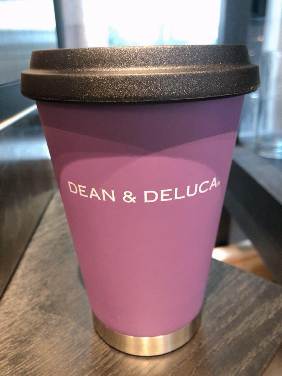 DEAN&DELUCA 京都限定カラー サーモタンブラー 紫