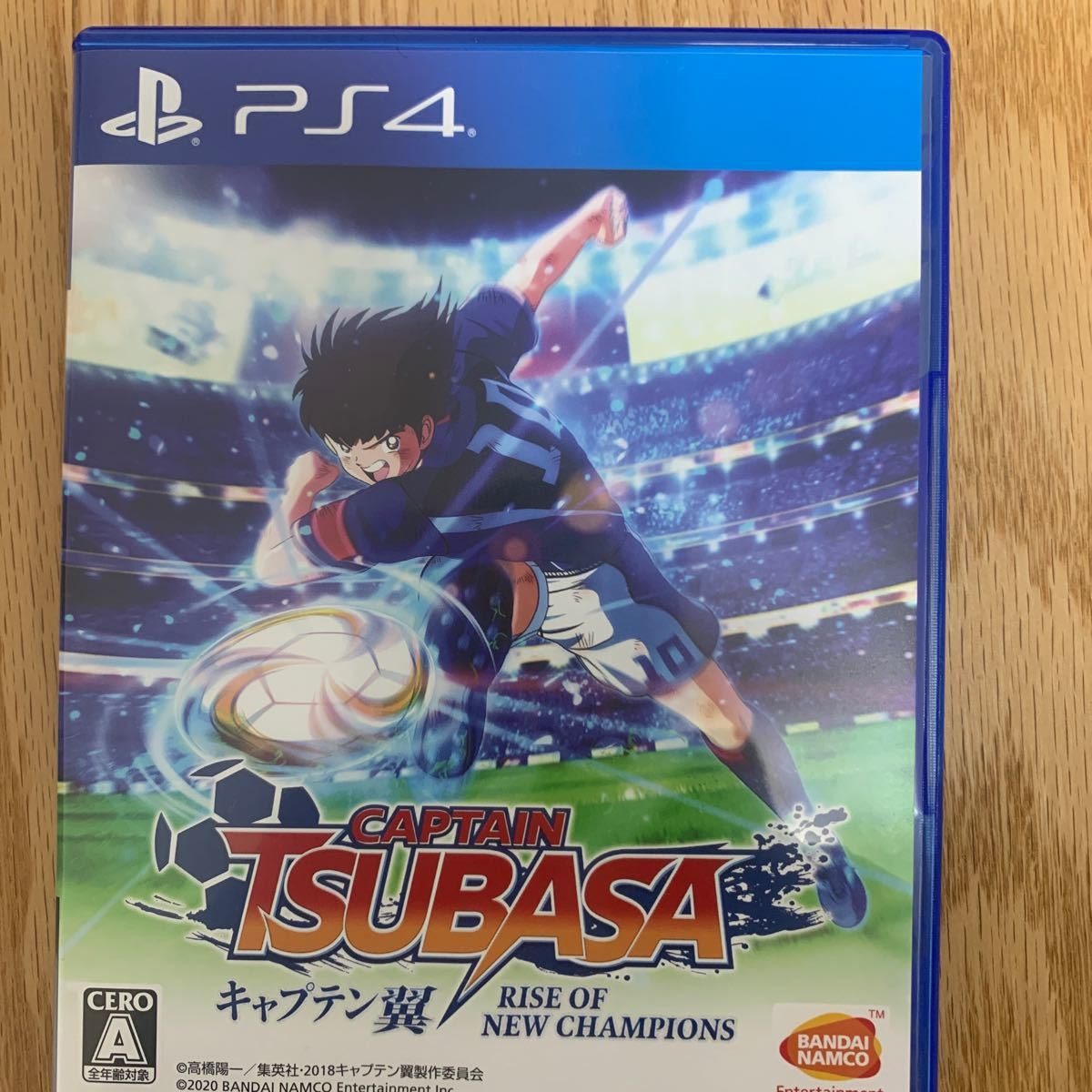 【PS4】 キャプテン翼 RISE OF NEW CHAMPIONS