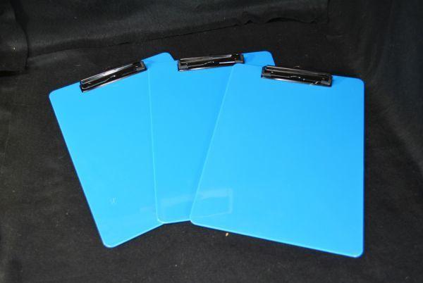 未使用 カラークリップボ-ド A4 8個 KOKUYOファイルボックス A4 5枚 クリップファイル ワ-ドパッド ファイルバインダ- A4 タテ型_画像4