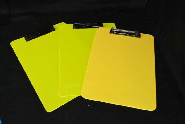 未使用 カラークリップボ-ド A4 8個 KOKUYOファイルボックス A4 5枚 クリップファイル ワ-ドパッド ファイルバインダ- A4 タテ型_画像2
