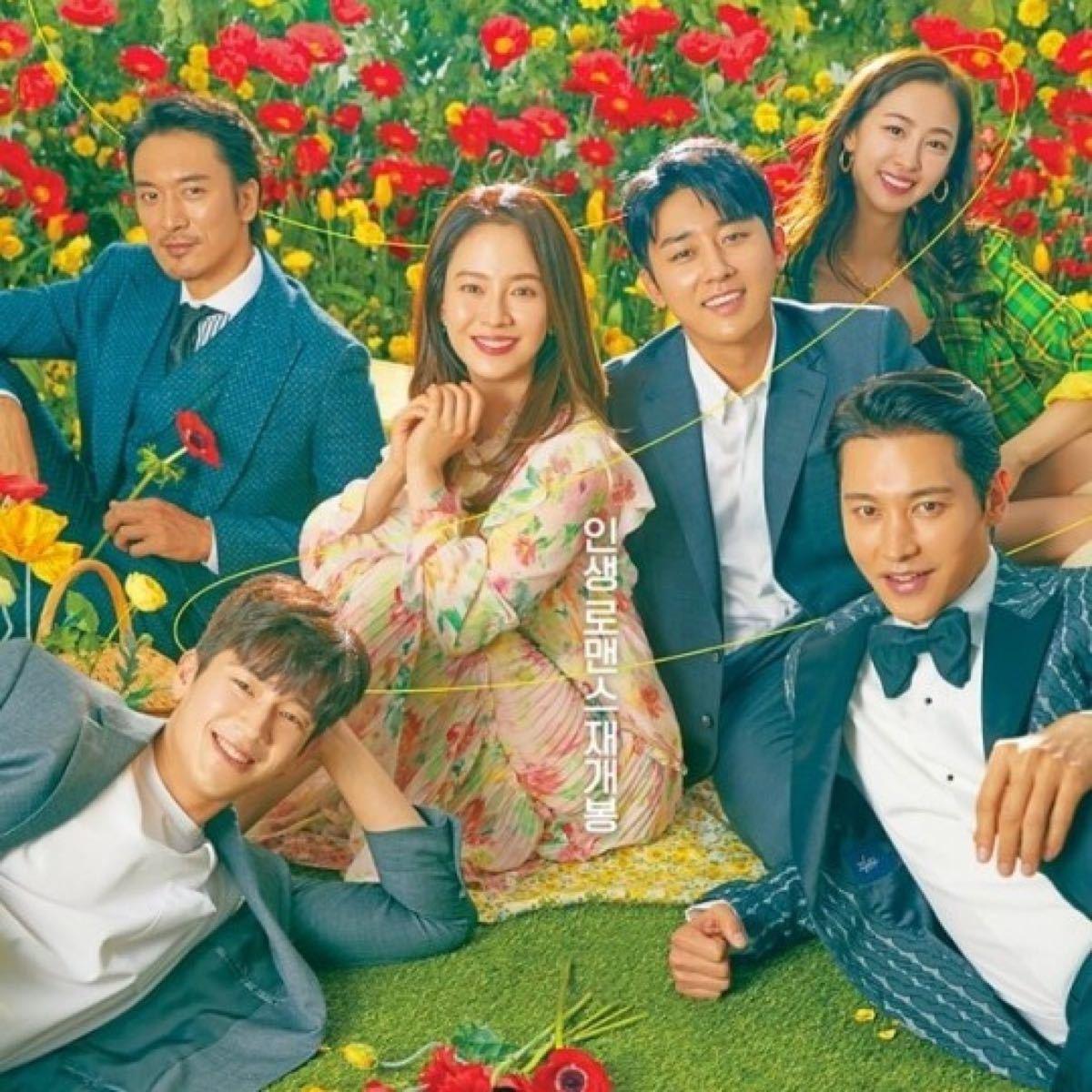韓国ドラマ全話DVD【私たち、恋してたのかな?】