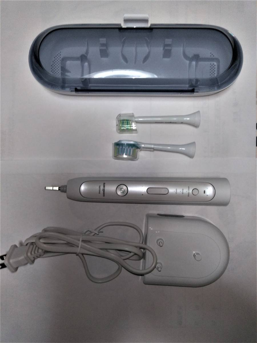 sonicare FlexCare Platinum 型番:HX9122/27
