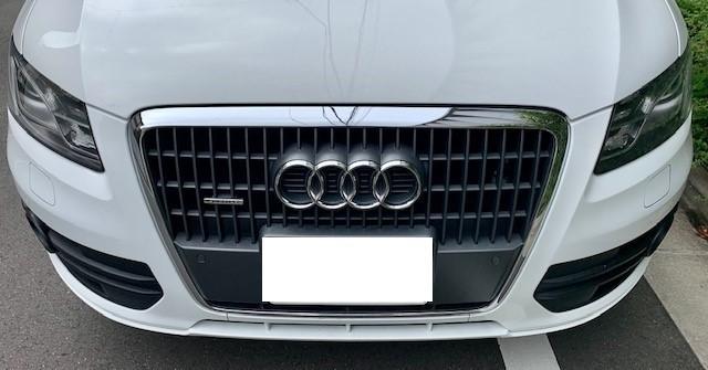「人気プレミアムミッド SUV【23年式 Audi Q5 2.0TFSI クワトロ4WD・走行95000km・車検R4/2】」の画像1