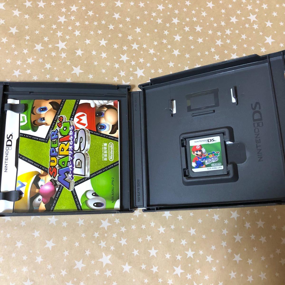 DSソフト スーパーマリオ64DS