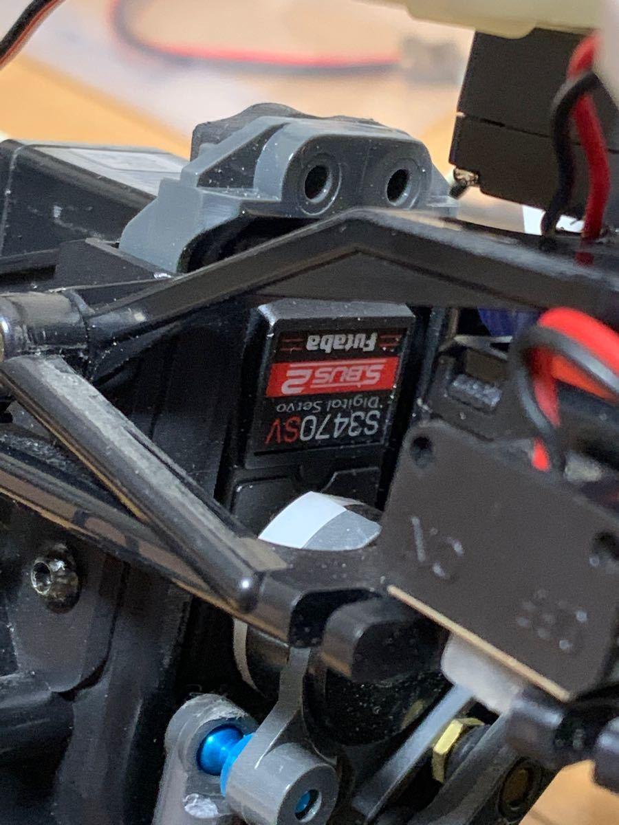 タミヤ : ダンシングライダー T3-01