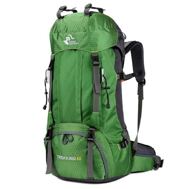 M1077:60L アウトドア バックパック キャンプ 登山 バッグ 防水 ハイキング モール スポーツ リュック_デザイン3