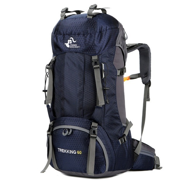 M1077:60L アウトドア バックパック キャンプ 登山 バッグ 防水 ハイキング モール スポーツ リュック_デザイン2