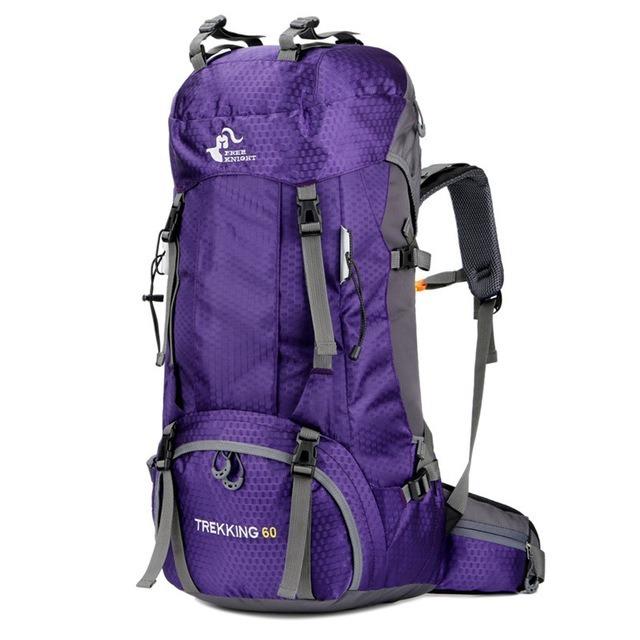 M1077:60L アウトドア バックパック キャンプ 登山 バッグ 防水 ハイキング モール スポーツ リュック_デザイン6