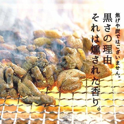 送料無料 宮崎名物 焼き鳥 鶏の炭火焼 100g×10パック 鳥の炭火焼 コン おつまみ お取り寄せ_画像6