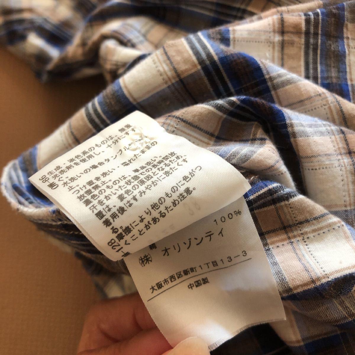 レディース ブラウス チェックシャツ 長袖シャツ  チェック柄