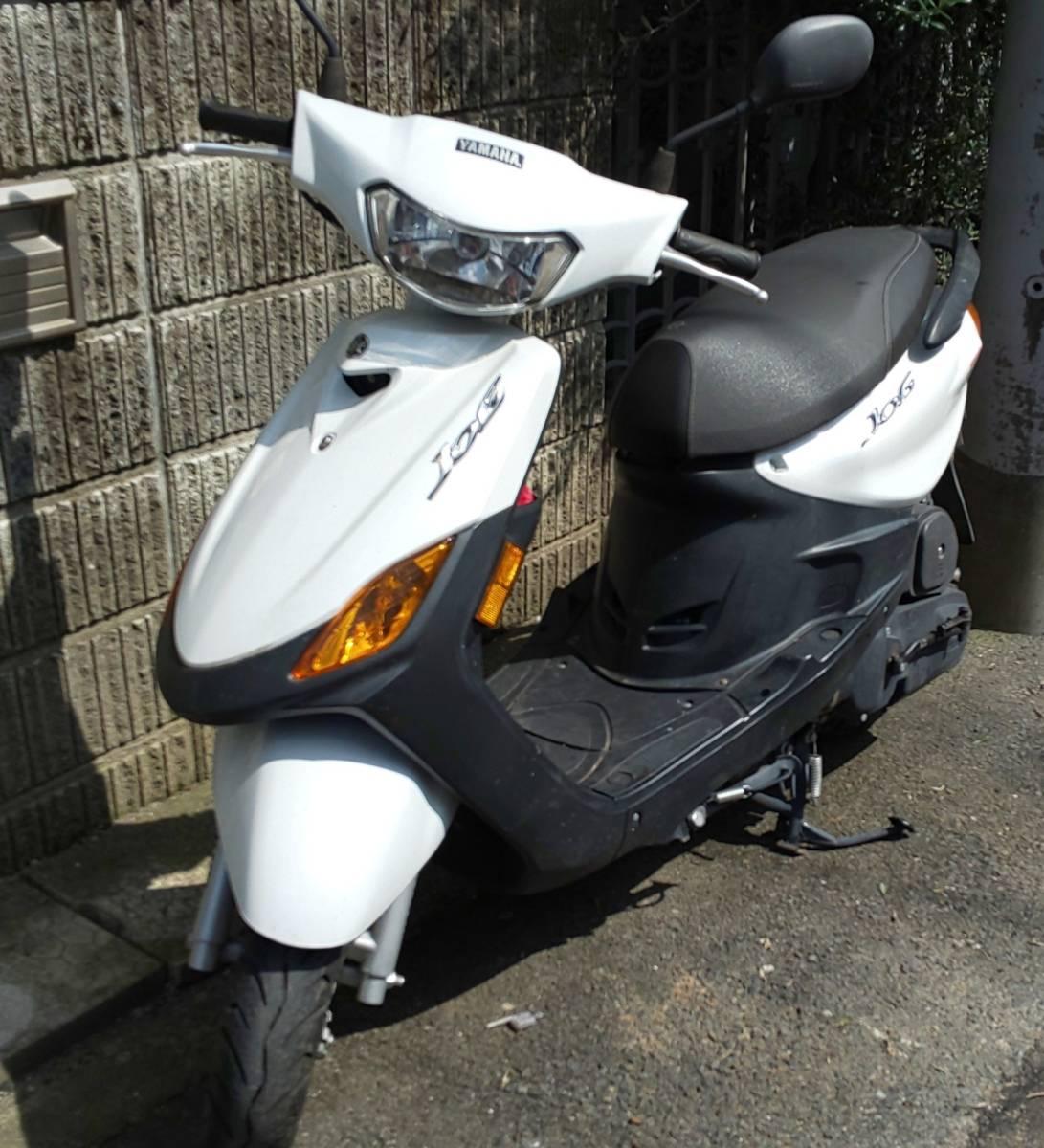 「ヤマハ ジョグ100cc 約4000キロ」の画像1