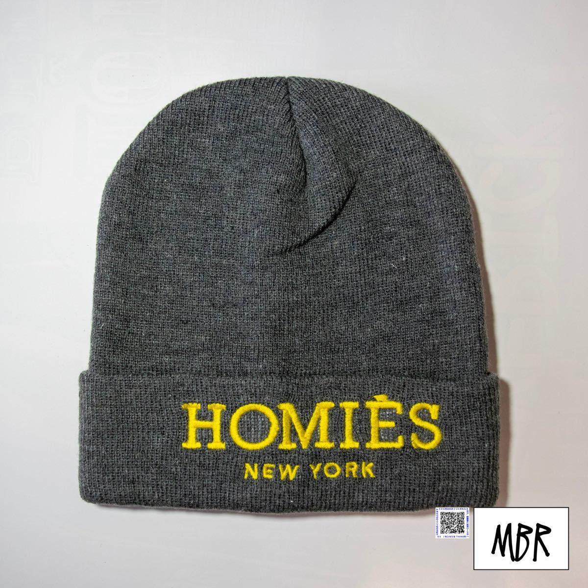 Supreme ニットキャップ ニット帽 ビーニー Logo NEW ERA