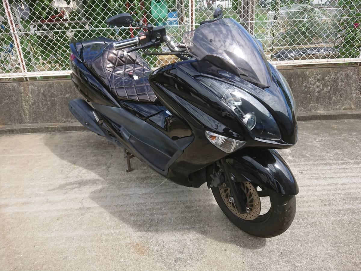 「マジェスティ250 SG20J ブラック」の画像1