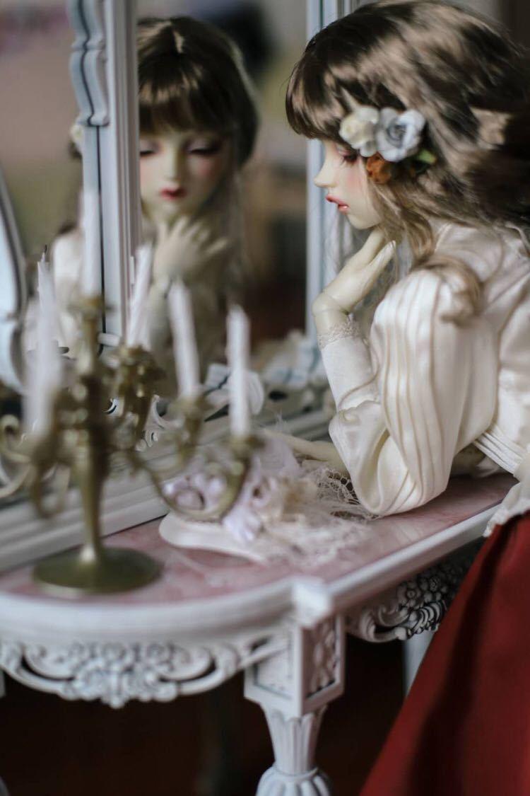 BJDドール用衣装セット SD/MSDサイズ 球体関節人形 doll 洋服 女用 YYJ_画像3