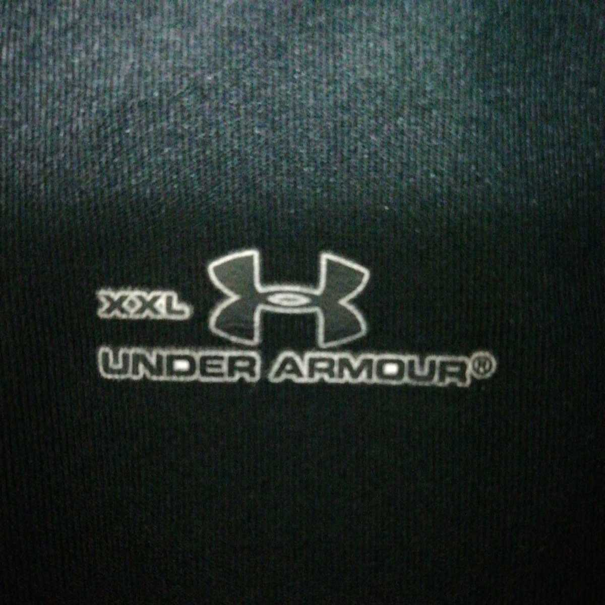 UNDER ARMOUR インナーシャツ XXL
