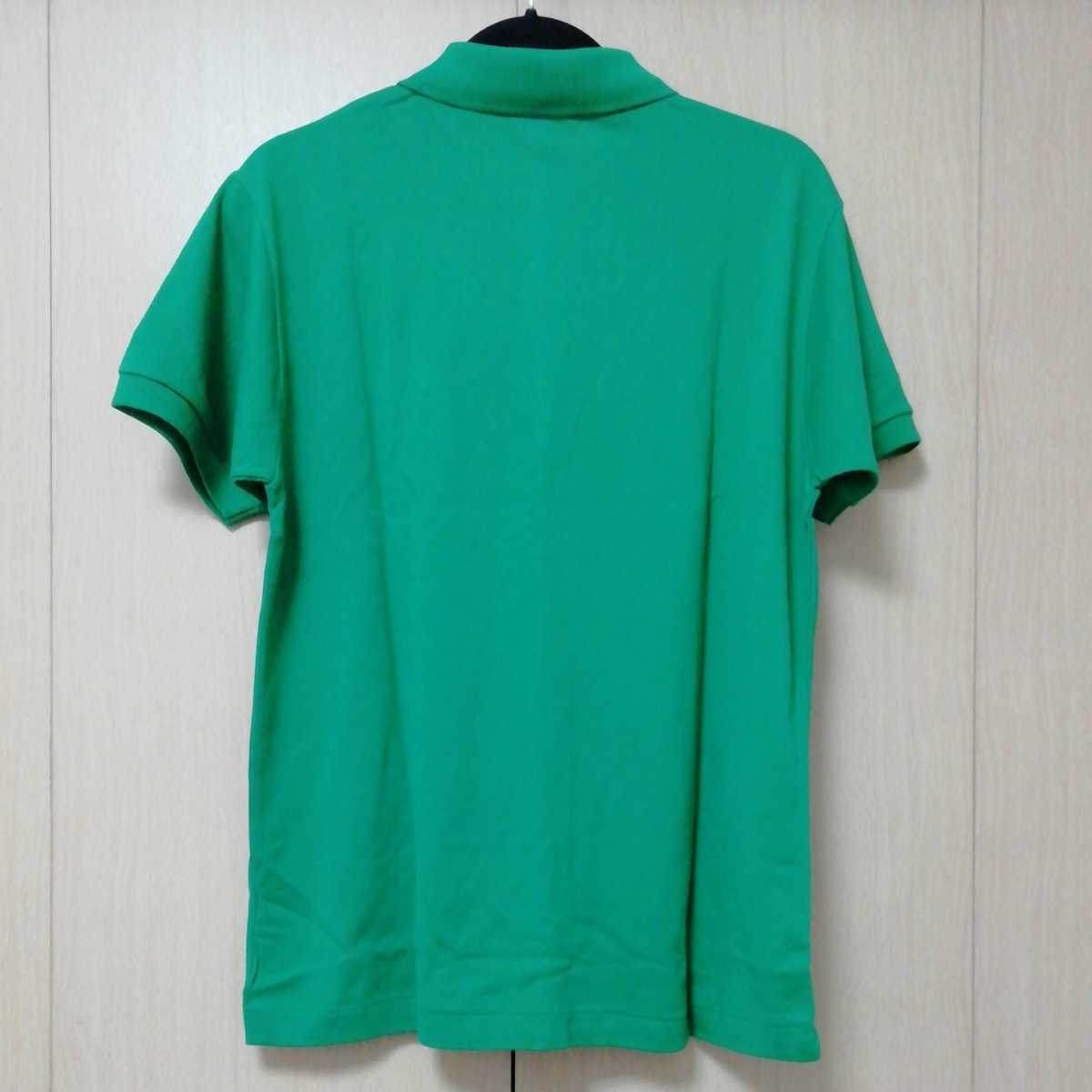 TRD 半袖ポロシャツ M
