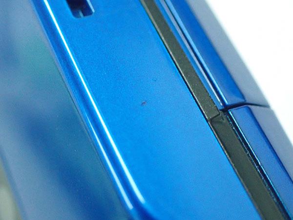 【中古 良品】ワイモバイル DIGNO 502KC ブルー 青 ガラケー 携帯電話 ケータイ 京セラ 制限〇 一括購入(HGA18-61)_画像6