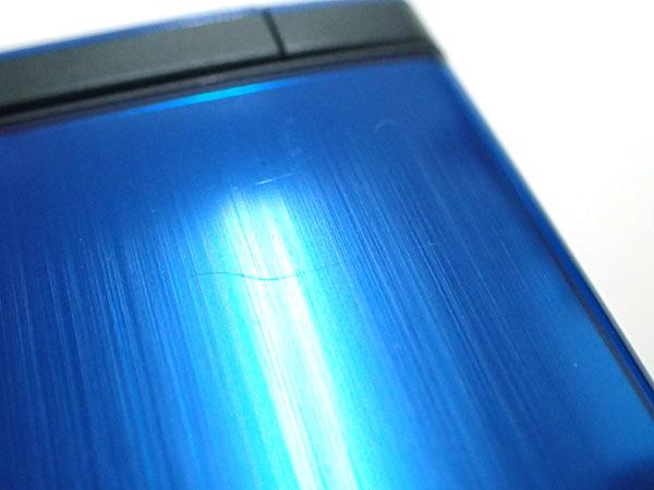 【中古 良品】ワイモバイル DIGNO 502KC ブルー 青 ガラケー 携帯電話 ケータイ 京セラ 制限〇 一括購入(HGA18-61)_画像5