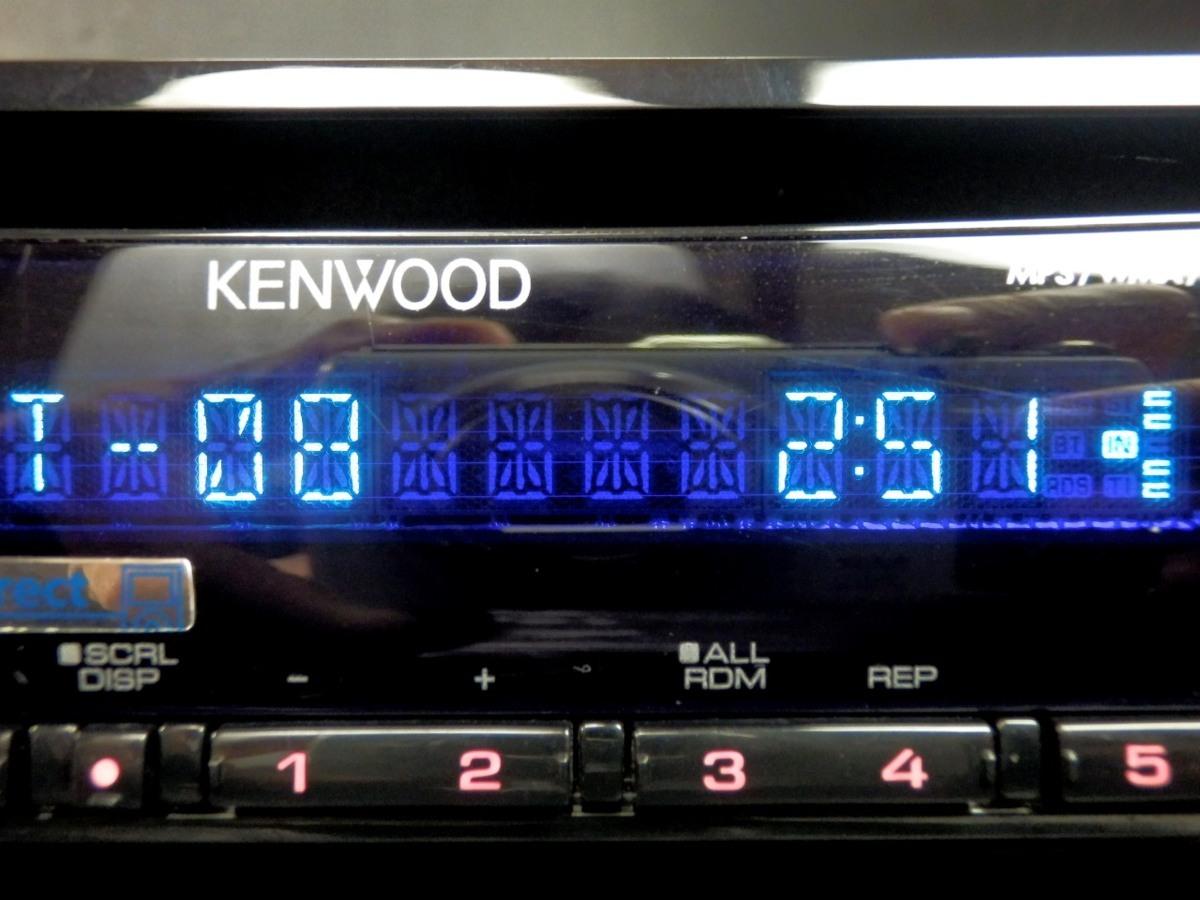 ◆◆ケンウッド KENWOOD U373R CD フロントUSB/AUX iPod iPhone対応 1DIN 31576◆◆_CD