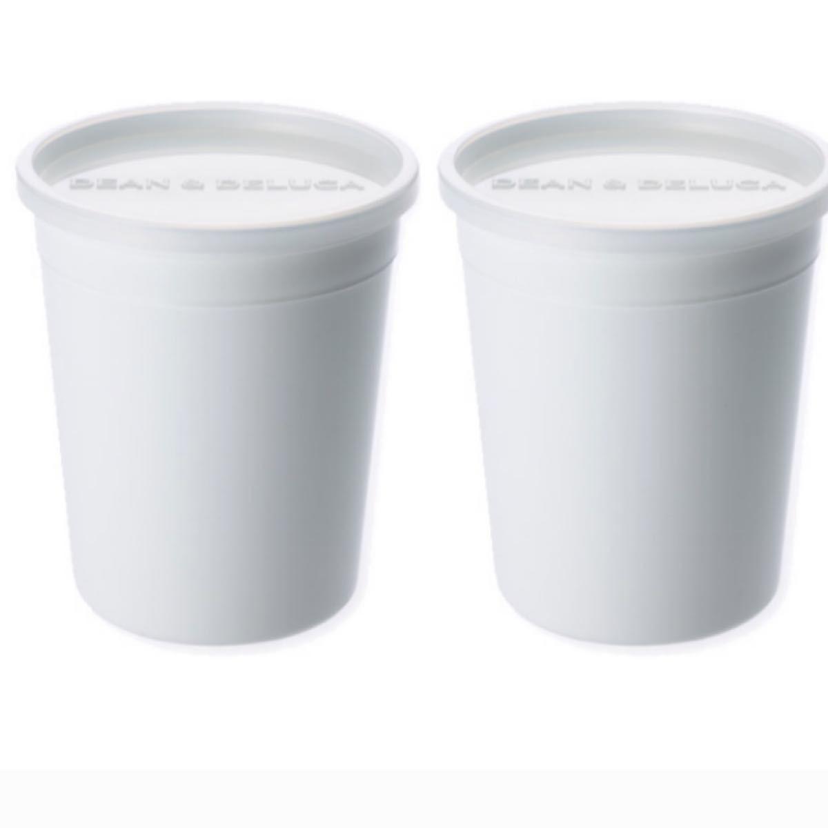DEAN&DELUCA フードコンテナ Lサイズ 2点セット お弁当