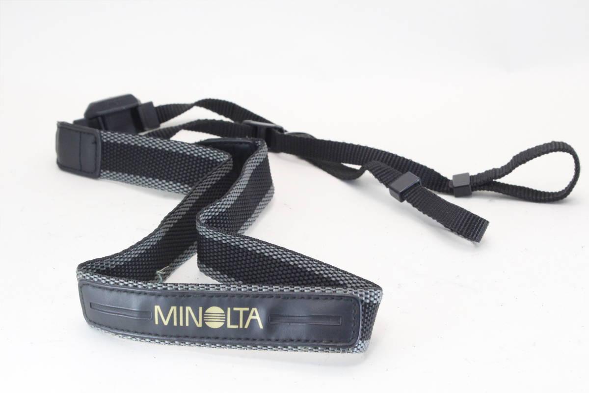 【純正】MINOLTA ミノルタ ストラップ⑫-60_画像1