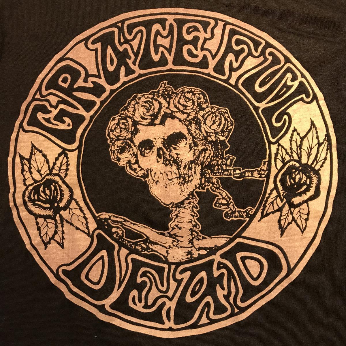 70~80'S GRATEFUL DEAD BAND T-SHIRT.(DEAD STOCK) / VINTAGE 70s 80s ビンテージ デッドストック グレイトフルデッド バンド Tシャツ_画像2