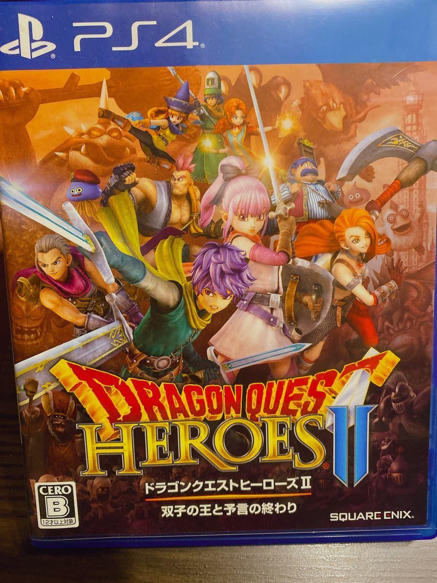 【PS4】 ドラゴンクエストヒーローズII 双子の王と予言の終わり