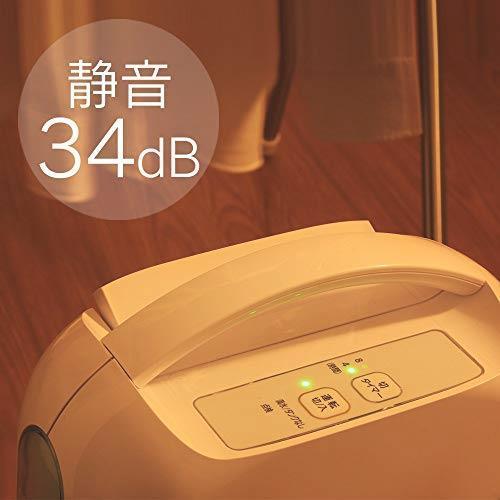 【大赤字覚悟】 アイリスオーヤマ 衣類乾燥除湿機 強力除湿 タイマー付 静音設計 除湿量2.2L デシカント方式 ブルー IJD-H20-A_画像5